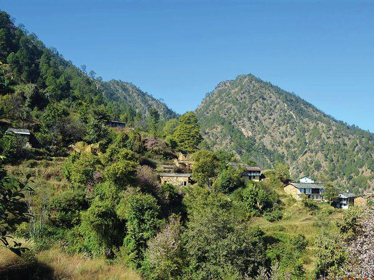 Kailab village