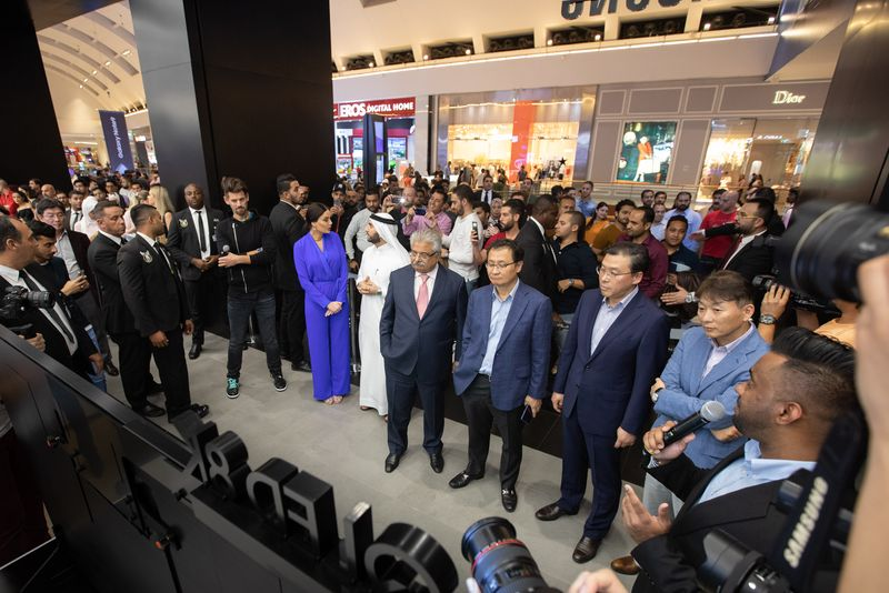 Samsung ME Store -Guests 1