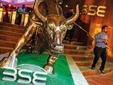 Bombay Stock Exchange in Mumbai (BSE)