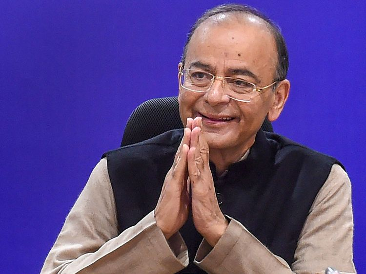 Arun Jaitley: The editor's choice prime minister of India   India – Gulf News