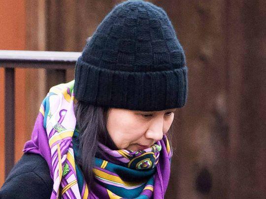 Meng Wanzhou millionaire prisoner in Canada