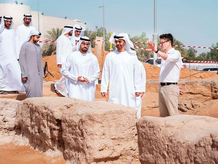 Shaikh Mohammad Bin Zayed 9