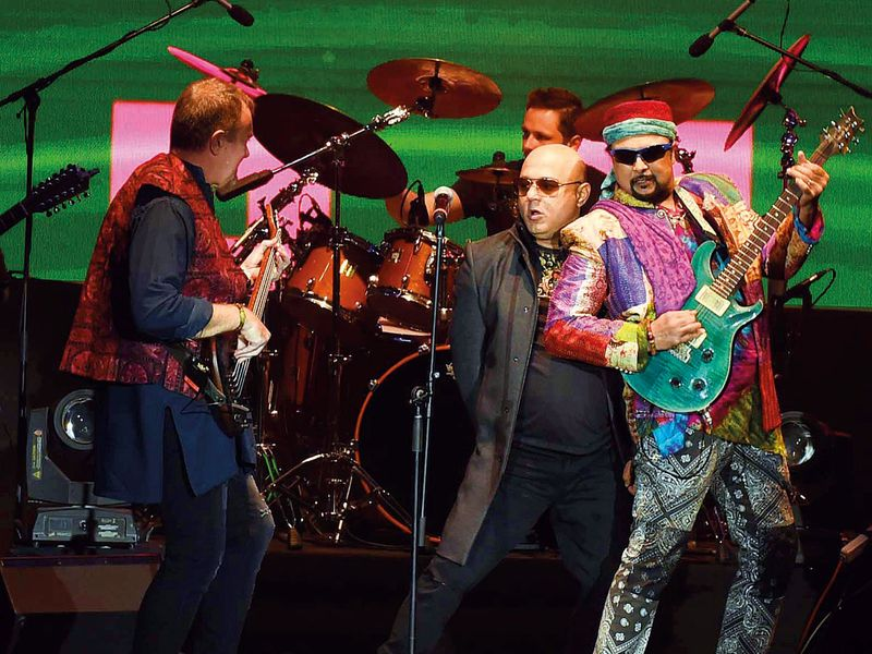 Review: Junoon brings the passions to Dubai stage | Music