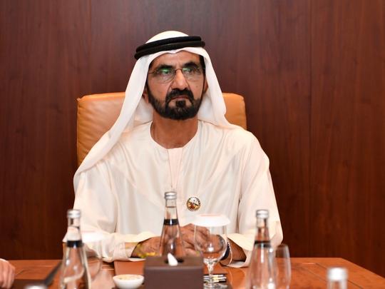 Shaikh Mohammad Bin Rashid Al Maktoum _0992
