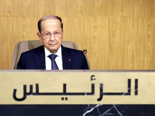 190120 Michel Aoun