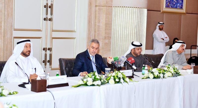 UAE-Syria Private Sector Forum 0923