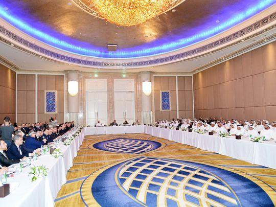 UAE-Syria Private Sector Forum