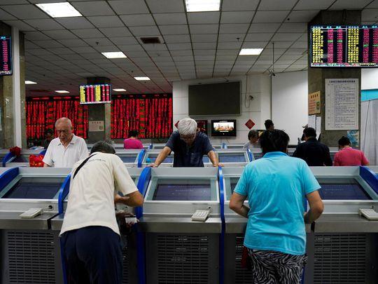 190121 China stock market