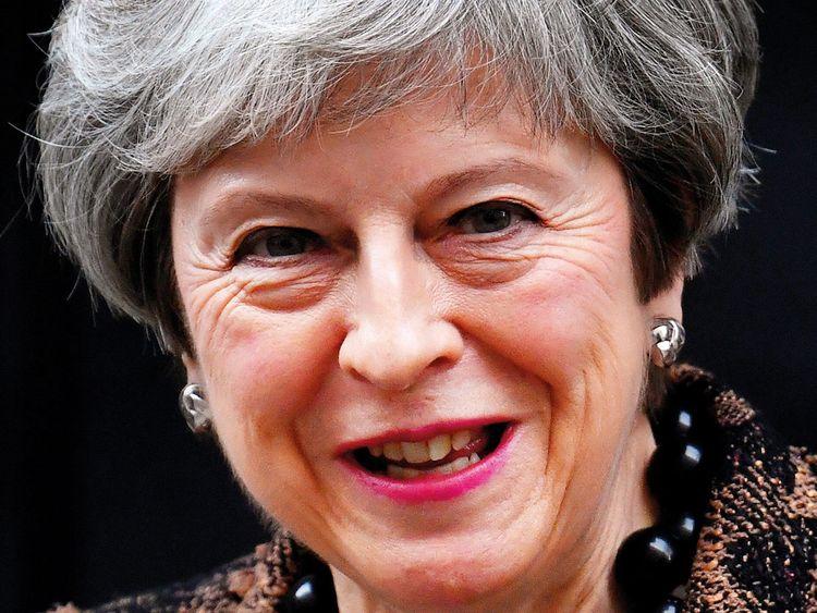 190121 Theresa May