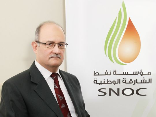Hatem Al Mosa, chief executive officer of SNOC