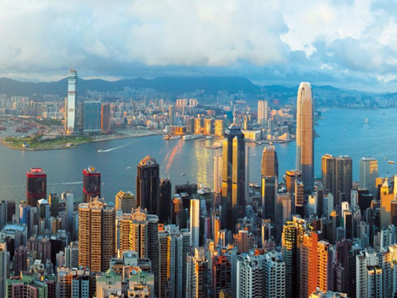 Hong Kong jan2019