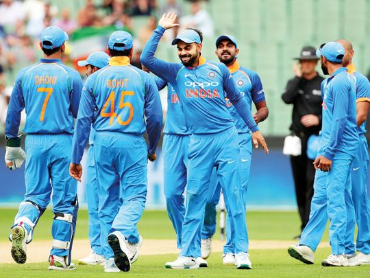 Indian team will embark on New Zealand tour