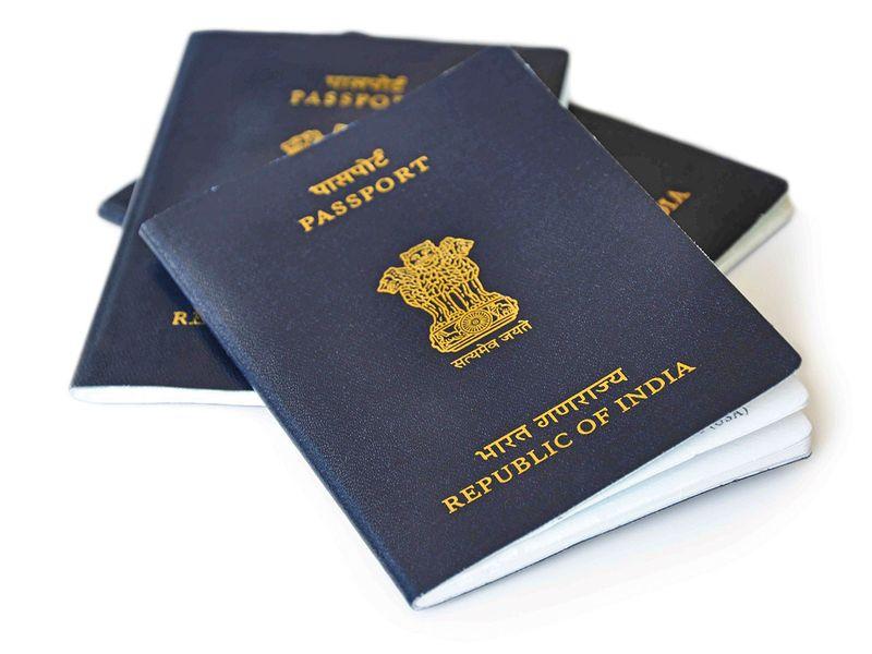 190122 india passport