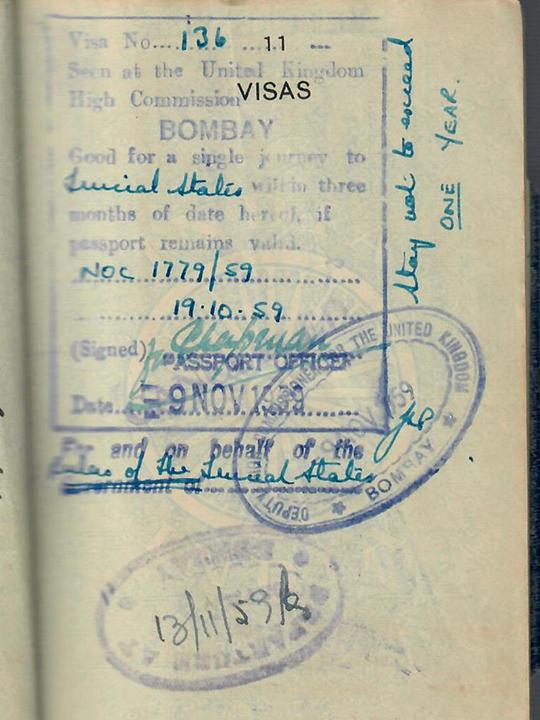 Cropped Visa Image
