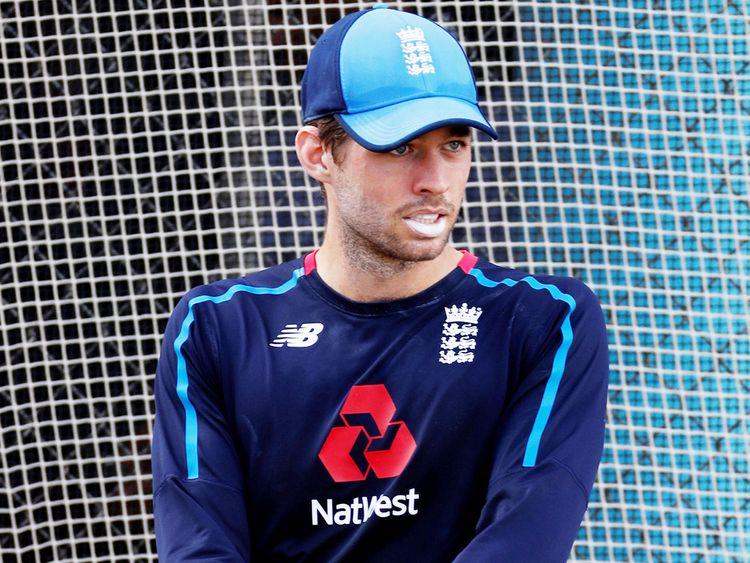 England's Ben Foakes