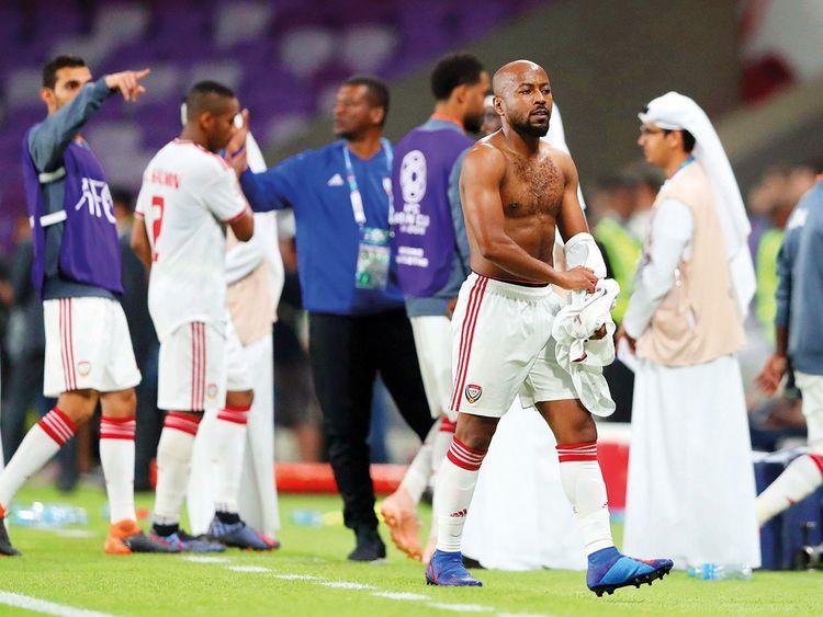 Esmail Mattar of UAE