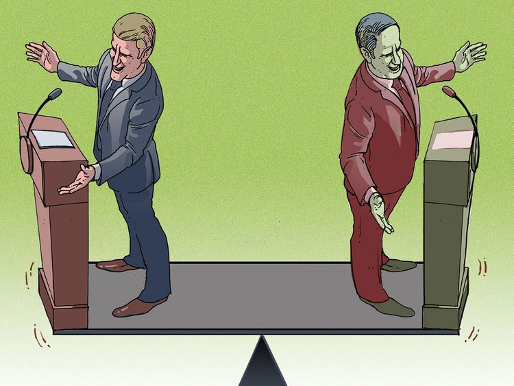 The Counter- revolution