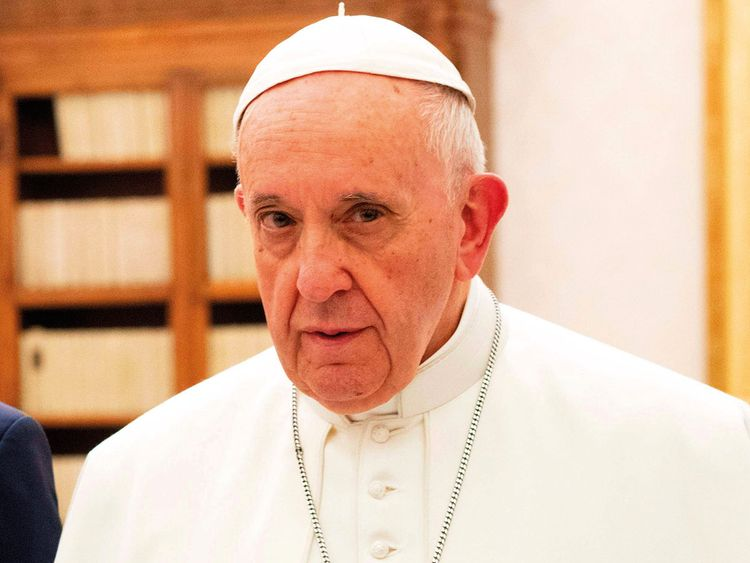 190123 Pope Francis