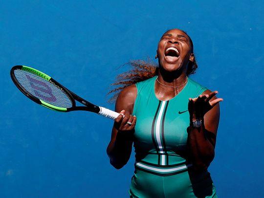 190123 Serena Williams