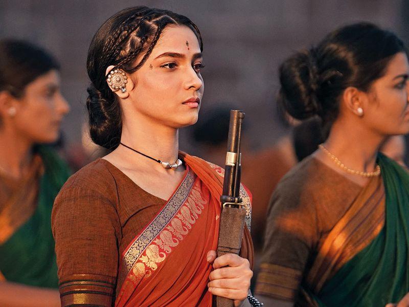 Ankita Lokhande as Jhalkaribhai.