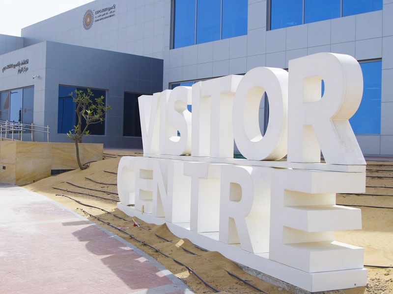 Expo 2020 Visitor Centre open to students