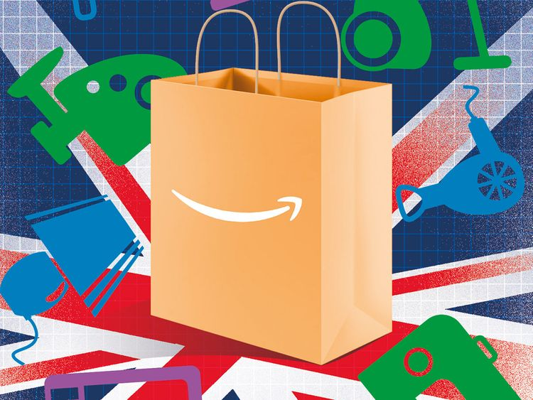 Time is right for Amazon to shop around in the UK