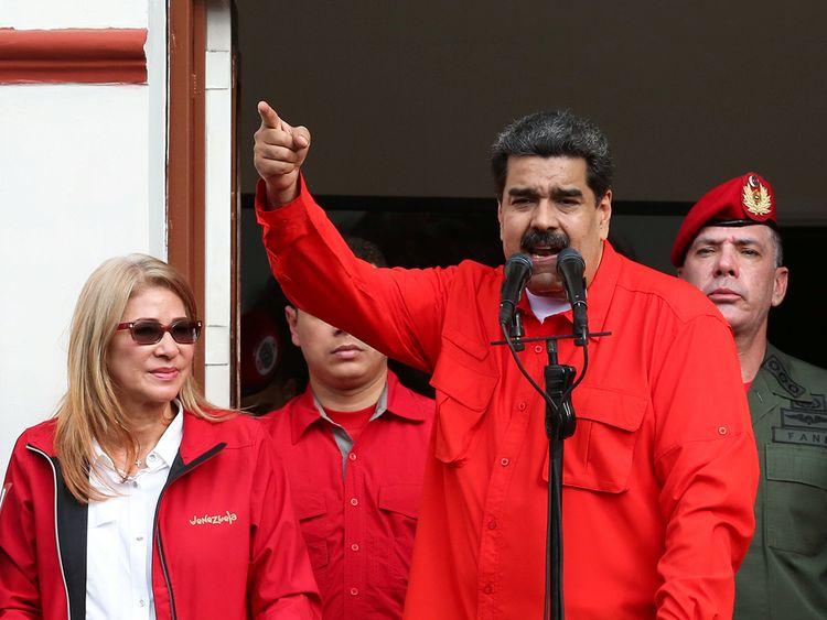190124 Maduro1