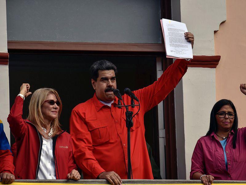 190124 Maduro