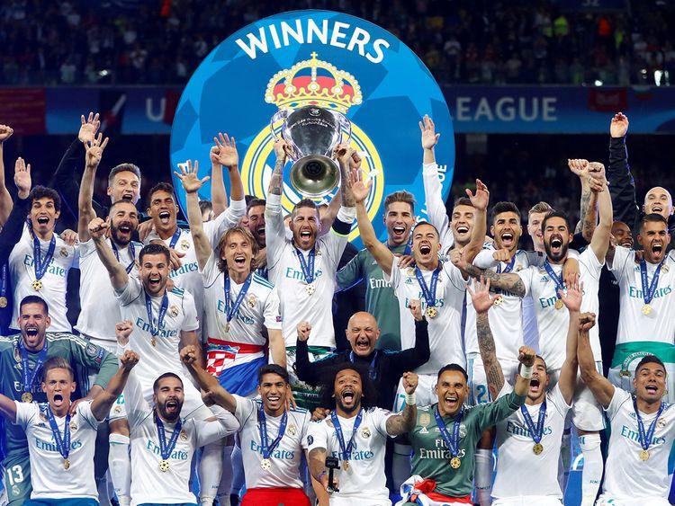 190124 Real Madrid