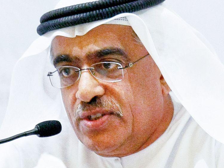 Ahmad Al Kamali, the Event General Coordinator and President of the UAE Athletics Federation