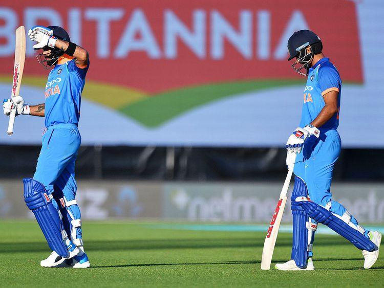 India's captain Virat Kohli 9