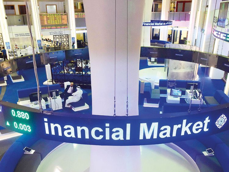 The Dubai Financial Market