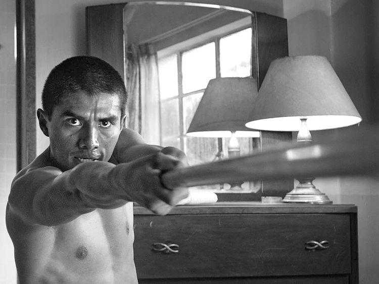 Mexican actor Jorge Antonio Guerrero Martinez
