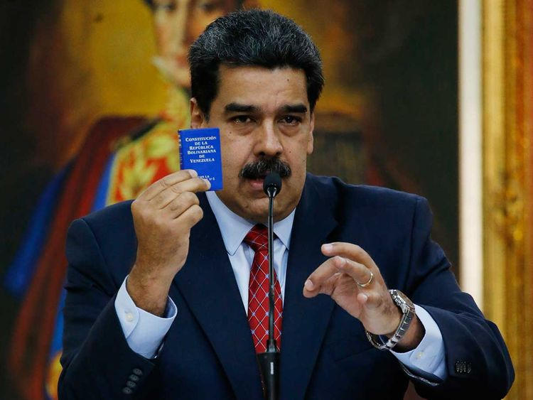 190126 Nicolas Maduro