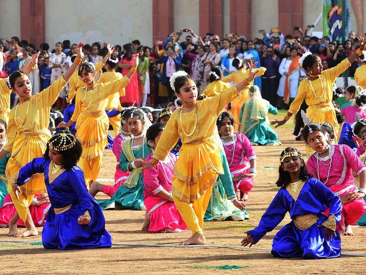 190126 india high school celebrations
