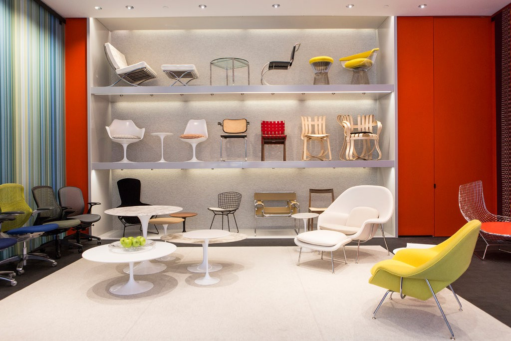 A Knoll store in Midtown Manhattan_09
