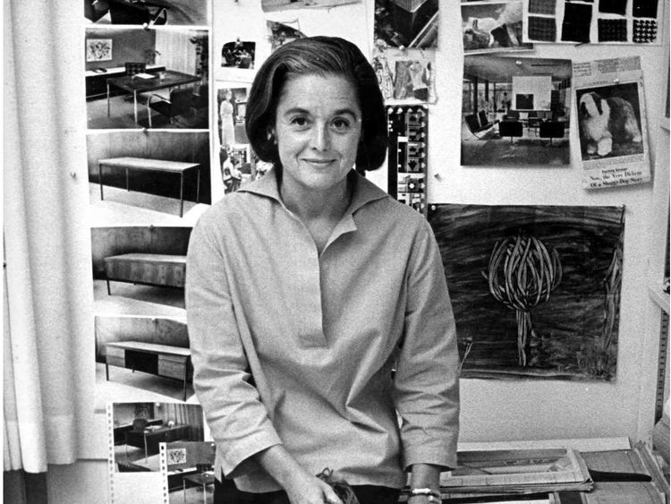 Florence Knoll Bassett in 1961_092