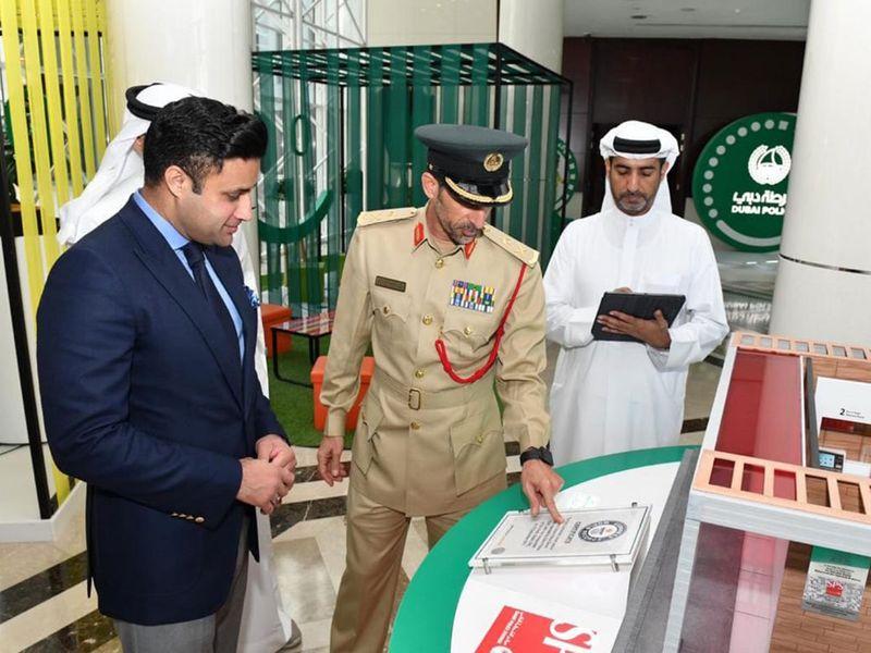 190127 Dubai police Zulfiqar Bukhari
