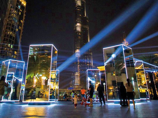 Navigate maze, see LED art in this new Dubai attraction | Uae – Gulf News