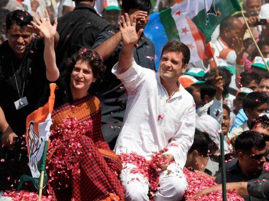 Congress president Rahul Gandhi 091