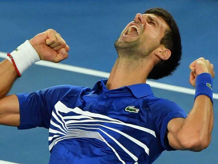 Serbia's Novak Djokovic 09