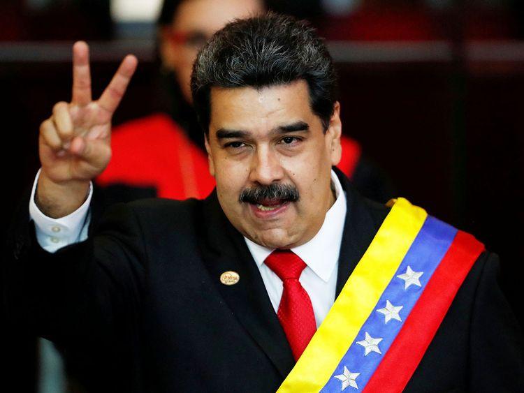 190128 Nicolas Maduro