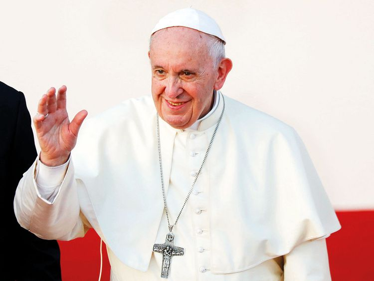 190128 pope francis