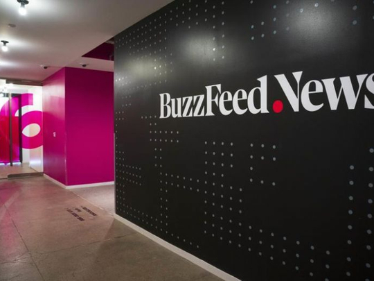 Free online news Buzzfeed and HuffPost