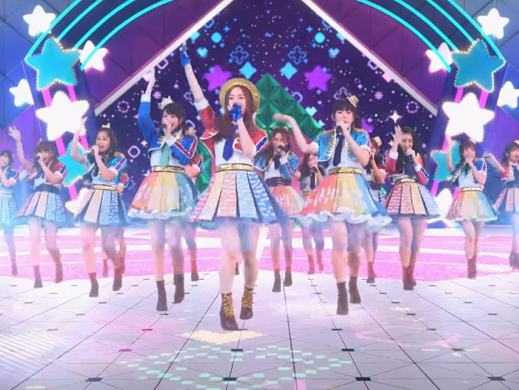 Thai group BNK48 in trouble over swastika shirt | Music