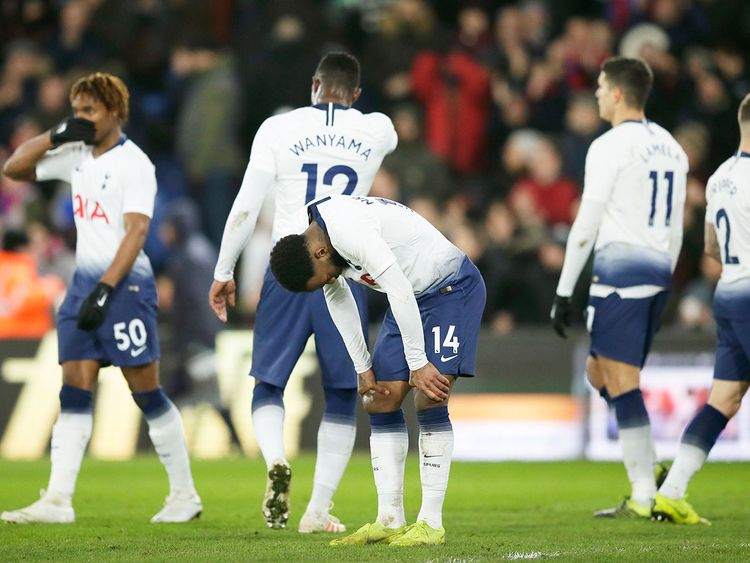 Tottenham's Georges-Kevin Nkoudou