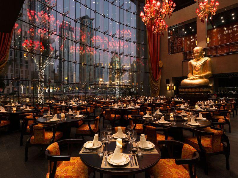 Chinese New Year Buddha Bar