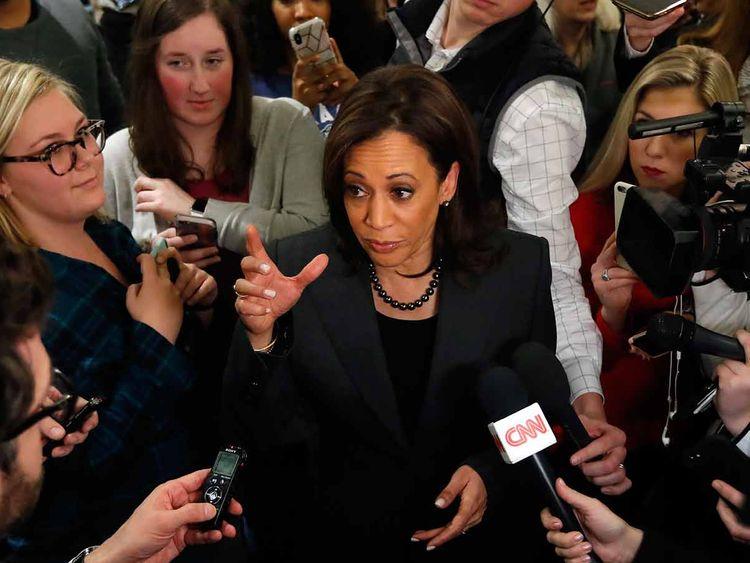 Kamala Harris, US Senator, California 201910129