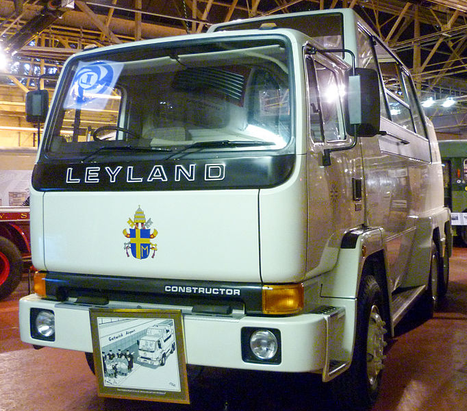 Leyland Constructor