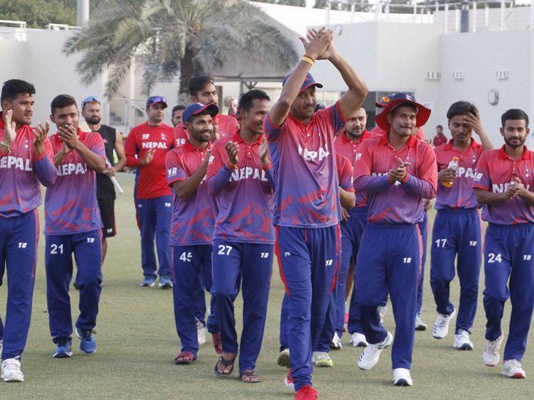 Nepal's national cricket team